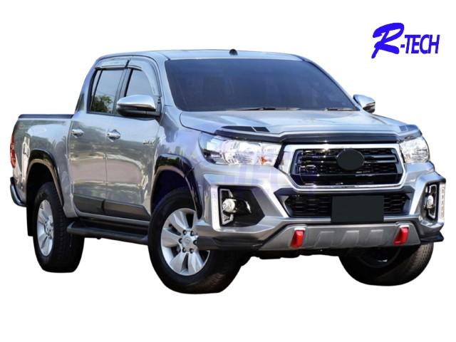 Ford Ranger Price >> TOYOTA HILUX REVO ROCCO